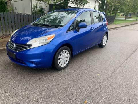 2014 Nissan Versa Note for sale at Eddie's Auto Sales in Jeffersonville IN