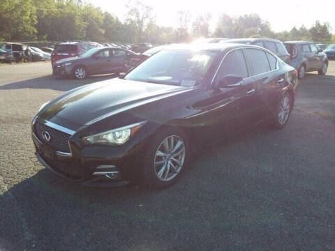 2015 Infiniti Q50 for sale at Hickory Used Car Superstore in Hickory NC