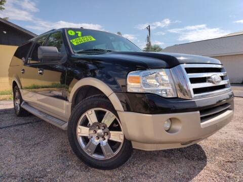 2007 Ford Expedition EL for sale at The Auto Connect LLC in Ocean Springs MS