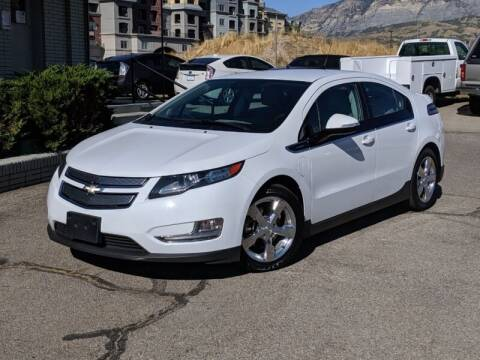 2013 Chevrolet Volt for sale at Clean Fuels Utah - SLC in Salt Lake City UT