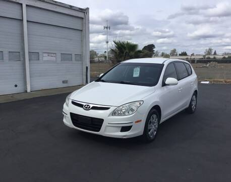 2011 Hyundai Elantra Touring for sale at My Three Sons Auto Sales in Sacramento CA