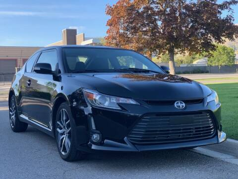2015 Scion tC for sale at A.I. Monroe Auto Sales in Bountiful UT