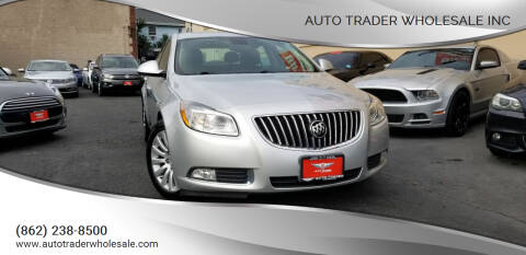 2011 Buick Regal for sale at Auto Trader Wholesale Inc in Saddle Brook NJ