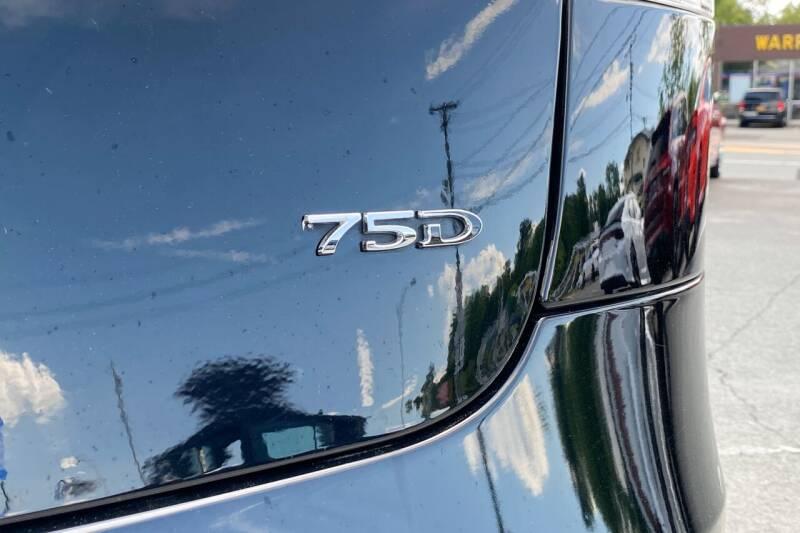 2018 Tesla Model S AWD 75D 4dr Liftback - East Greenbush NY