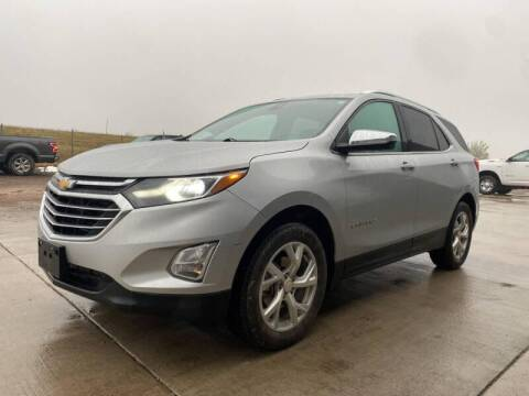 2018 Chevrolet Equinox for sale at Platinum Car Brokers in Spearfish SD