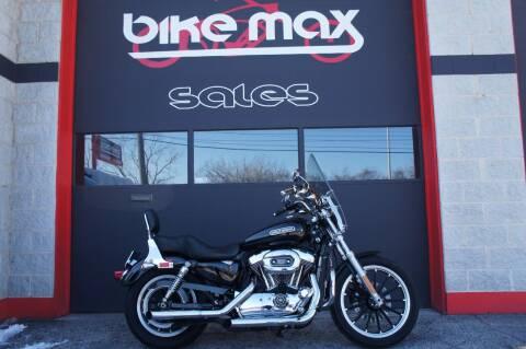 2008 Harley-Davidson Sportster 1200 Low for sale at BIKEMAX, LLC in Palos Hills IL