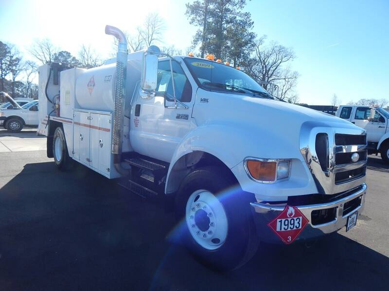 2009 Ford F-750 Super Duty for sale at Vail Automotive in Norfolk VA