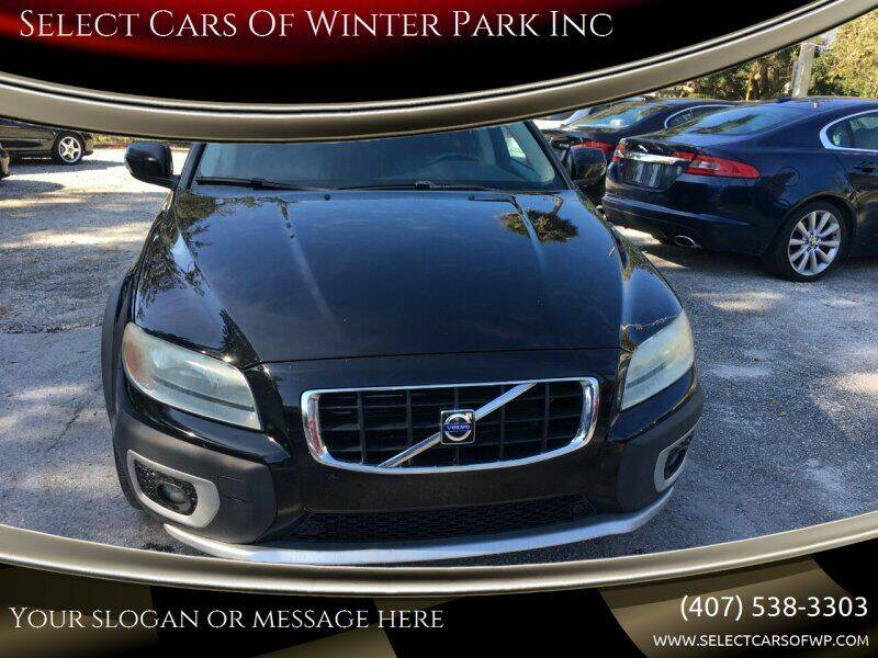 2008 Volvo XC70 for sale at Select Cars Of Winter Park Inc in Orlando FL