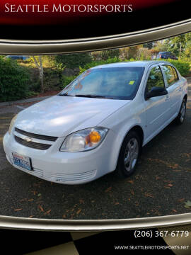 2007 Chevrolet Cobalt for sale at Seattle Motorsports in Shoreline WA