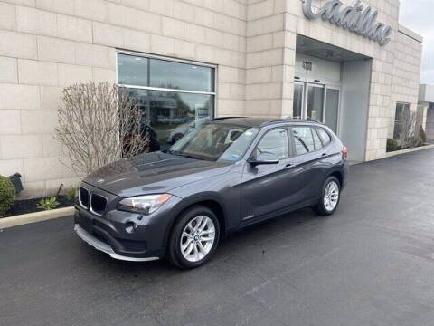 2015 BMW X1 for sale at Cappellino Cadillac in Williamsville NY