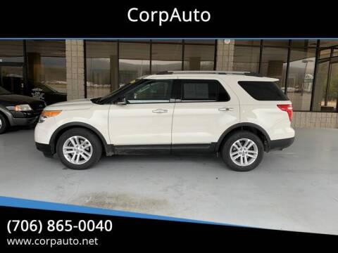 2011 Ford Explorer for sale at CorpAuto in Cleveland GA