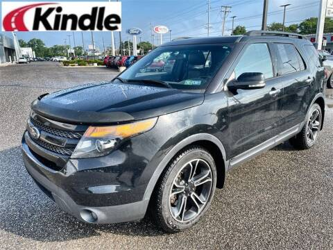 2013 Ford Explorer for sale at Kindle Auto Plaza in Middle Township NJ