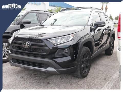 2020 Toyota RAV4 for sale at BARTOW FORD CO. in Bartow FL