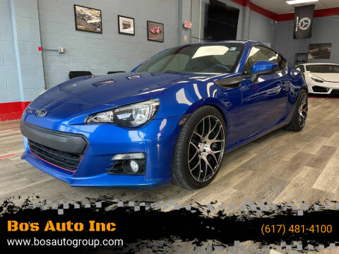2015 Subaru BRZ for sale at Bos Auto Inc in Quincy MA