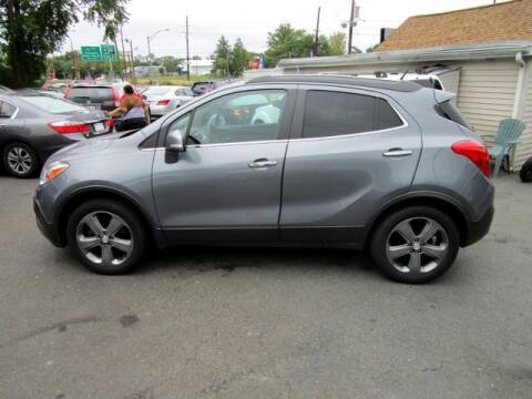 2014 Buick Encore for sale at American Auto Group Now in Maple Shade NJ