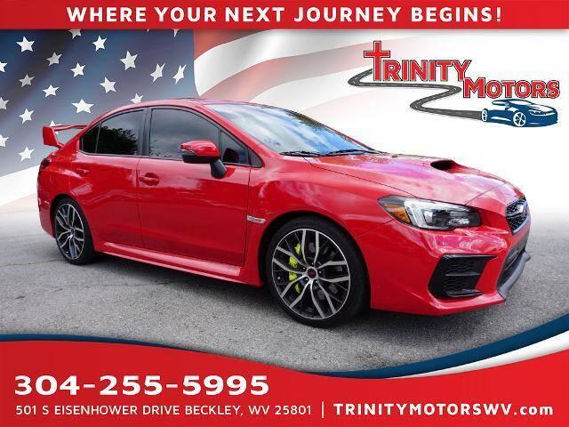 2021 Subaru WRX for sale at Trinity Motors in Beckley WV