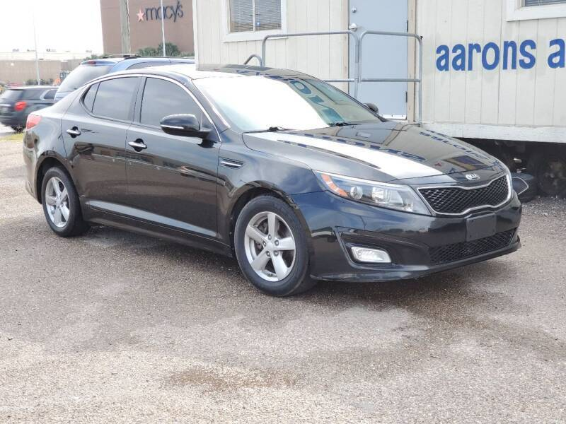 2014 Kia Optima for sale at Aaron's Auto Sales in Corpus Christi TX