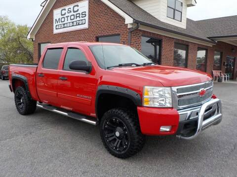 2011 Chevrolet Silverado 1500 for sale at C & C MOTORS in Chattanooga TN