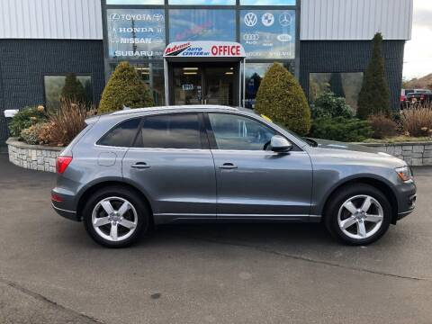 2012 Audi Q5 for sale at Advance Auto Center in Rockland MA