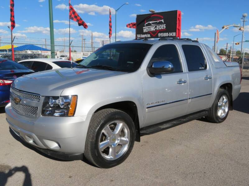 2011 Chevrolet Avalanche for sale at Moving Rides in El Paso TX