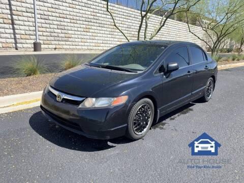 2006 Honda Civic for sale at AUTO HOUSE TEMPE in Tempe AZ