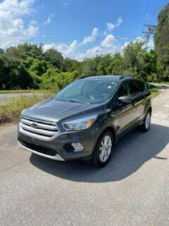 2018 Ford Escape for sale at Dependable Motors in Lenoir City TN