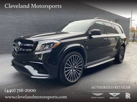 2019 Mercedes-Benz GLS for sale at Drive Options in North Olmsted OH