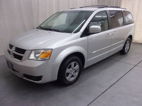 2009 Dodge Grand Caravan for sale at Paquet Auto Sales in Madison OH