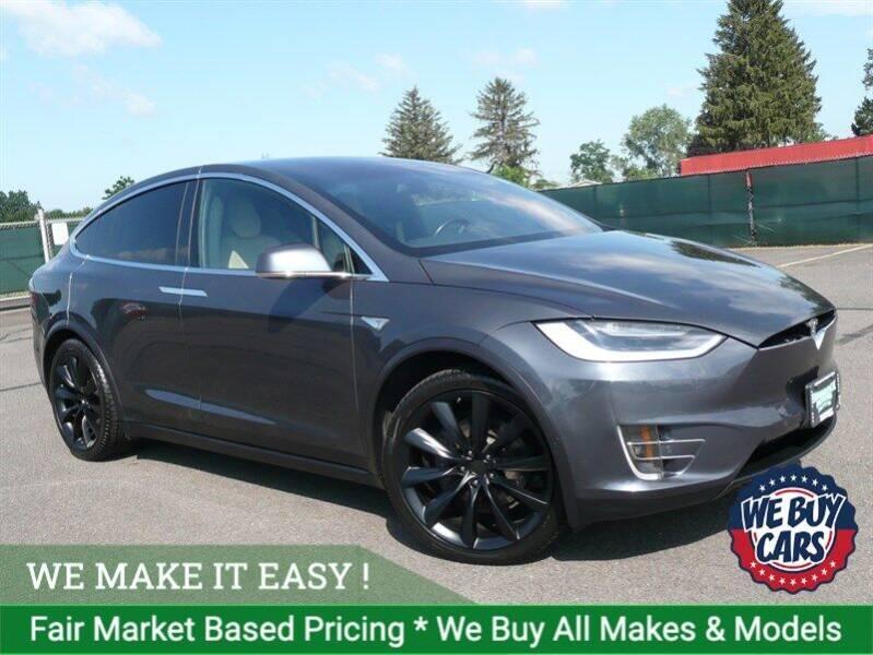 2016 Tesla Model X for sale in East Windsor, CT
