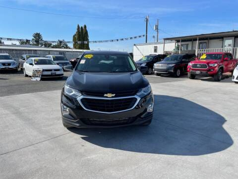 2020 Chevrolet Equinox for sale at Velascos Used Car Sales in Hermiston OR