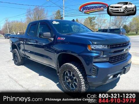 2019 Chevrolet Silverado 1500 for sale at Phinney's Automotive Center in Clayton NY
