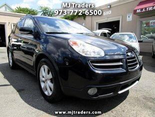 2006 Subaru B9 Tribeca for sale at M J Traders Ltd. in Garfield NJ