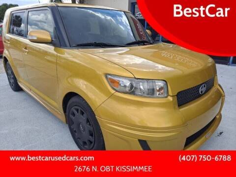2008 Scion xB for sale at BestCar in Kissimmee FL