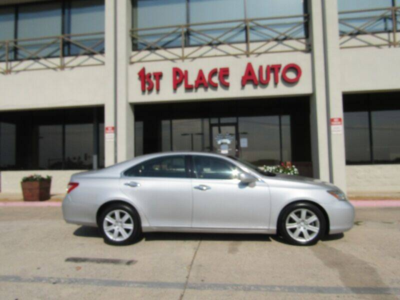 2007 Lexus ES 350 for sale at First Place Auto Ctr Inc in Watauga TX