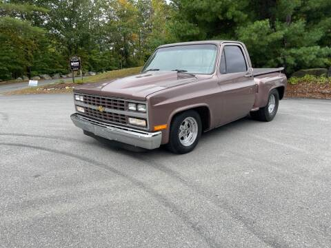1986 Chevrolet C/K 10 Series for sale at Nala Equipment Corp in Upton MA