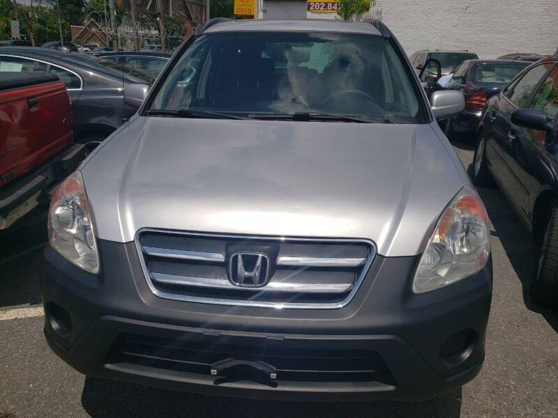 2006 Honda CR-V for sale at Jimmys Auto INC in Washington DC