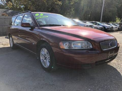 2005 Volvo V70 for sale at Specialty Auto Inc in Hanson MA