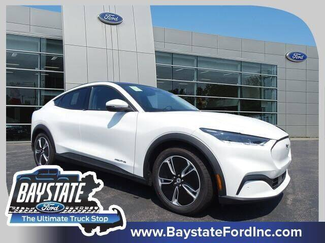 2021 Ford Mustang Mach-E for sale in South Easton, MA
