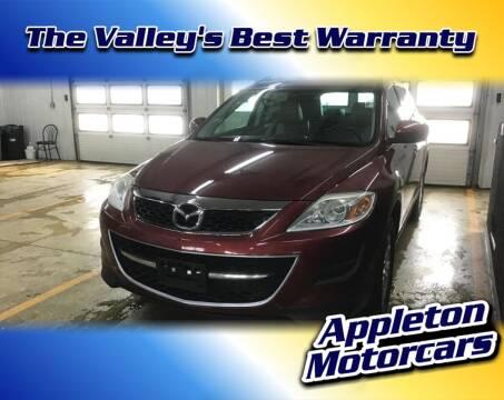 2012 Mazda CX-9 for sale at Appleton Motorcars Sales & Service in Appleton WI