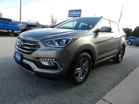 2018 Hyundai Santa Fe Sport for sale at Leitheiser Car Company in West Bend WI