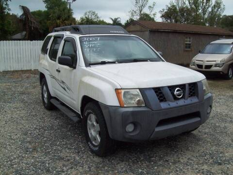2007 Nissan Xterra for sale at LONGSTREET AUTO in St Augustine FL