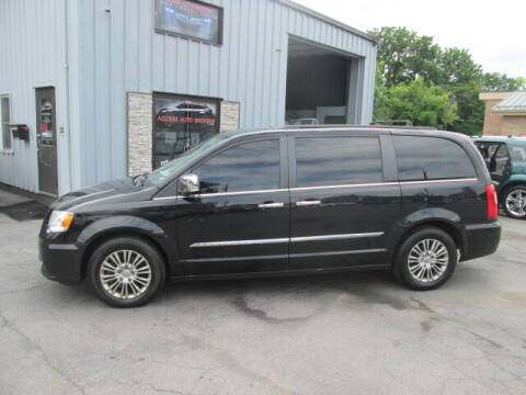 2013 Chrysler Town and Country for sale at Access Auto Brokers in Hagerstown MD