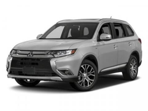 2017 Mitsubishi Outlander for sale at JEFF HAAS MAZDA in Houston TX