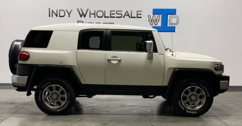 2012 Toyota FJ Cruiser for sale at Indy Wholesale Direct in Carmel IN