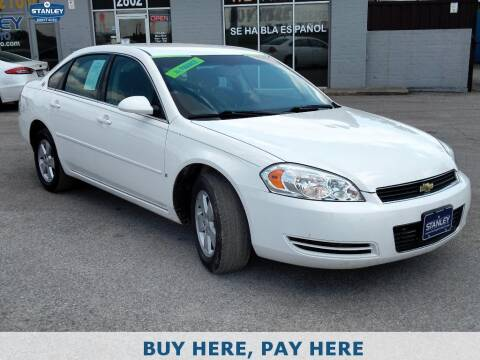 2007 Chevrolet Impala for sale at Stanley Automotive Finance Enterprise - STANLEY DIRECT AUTO in Mesquite TX