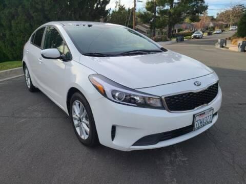 2017 Kia Forte for sale at CAR CITY SALES in La Crescenta CA