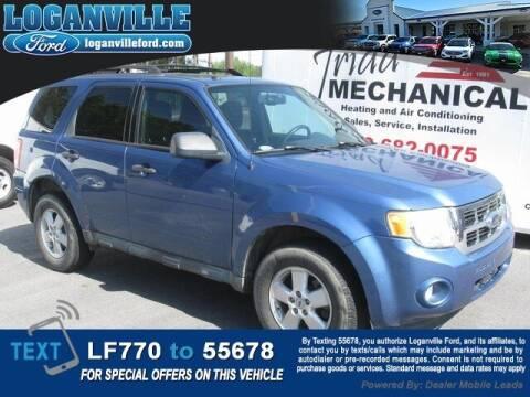 2010 Ford Escape for sale at Loganville Quick Lane and Tire Center in Loganville GA