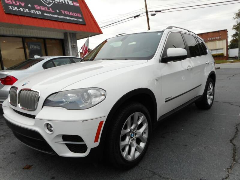 2013 BMW X5 for sale at Super Sports & Imports in Jonesville NC