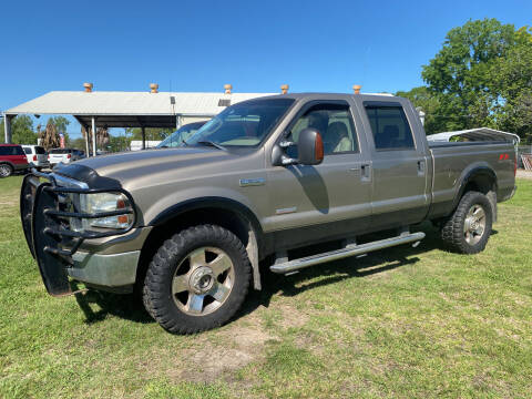 2007 Ford F-350 Super Duty for sale at M & M Motors in Angleton TX