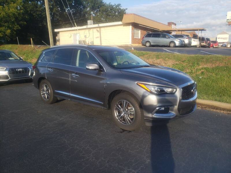 2018 Infiniti QX60 for sale at Nodine Motor Company in Inman SC